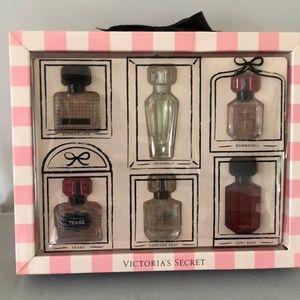 Victoria's Secret Various perfume gift set Rare